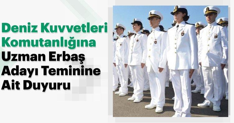 2019 Deniz Kuvvetleri Uzman Çavuş